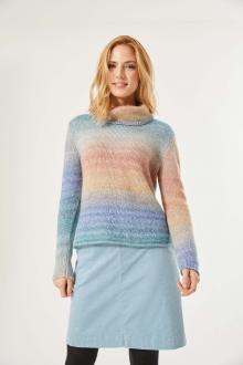 Pullover Rollkragen